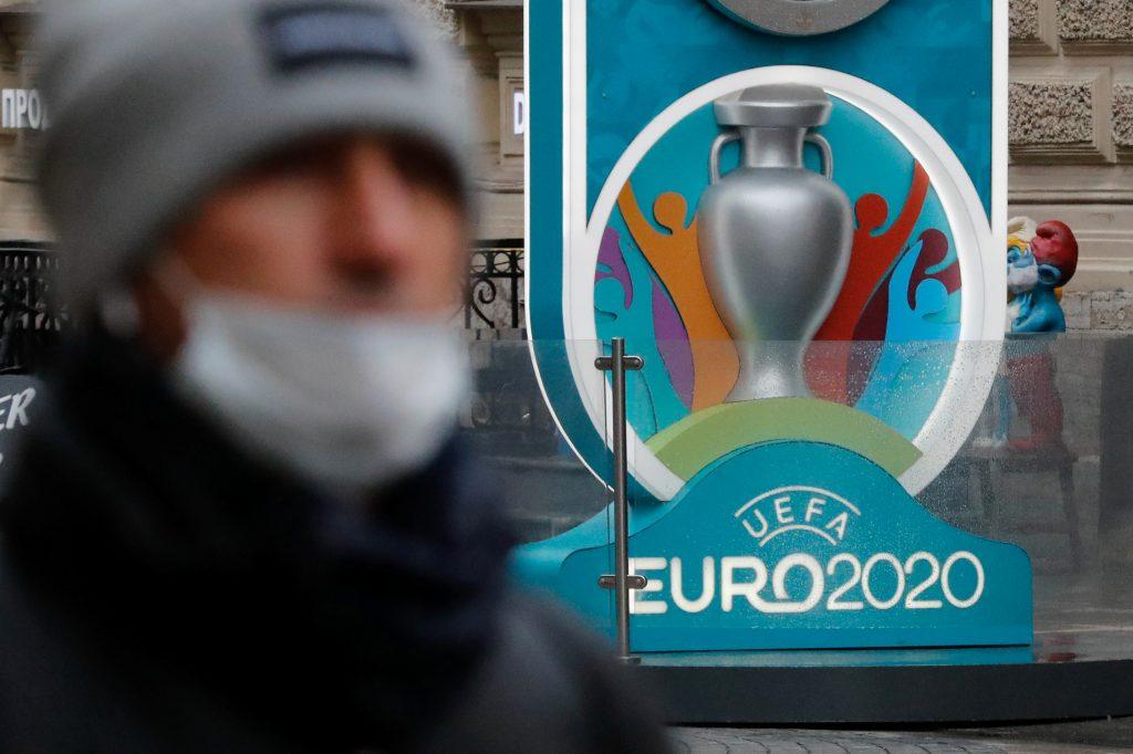 FOOTBALL : Preparation - Euro2020 - Saint Petersbourg - 15/03/2020