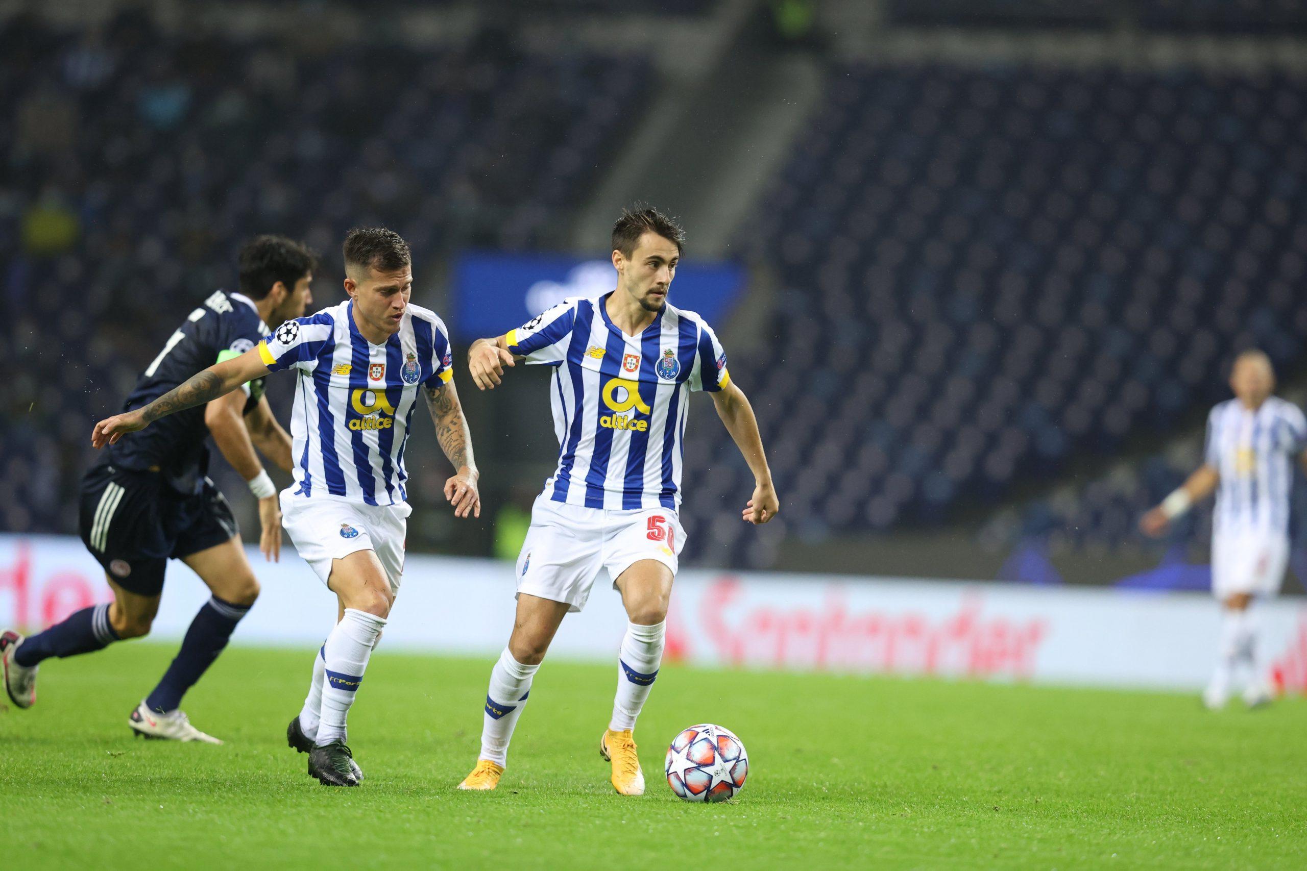 Ligue des Champions : victoire importante du FC Porto face à l'Olympiakos