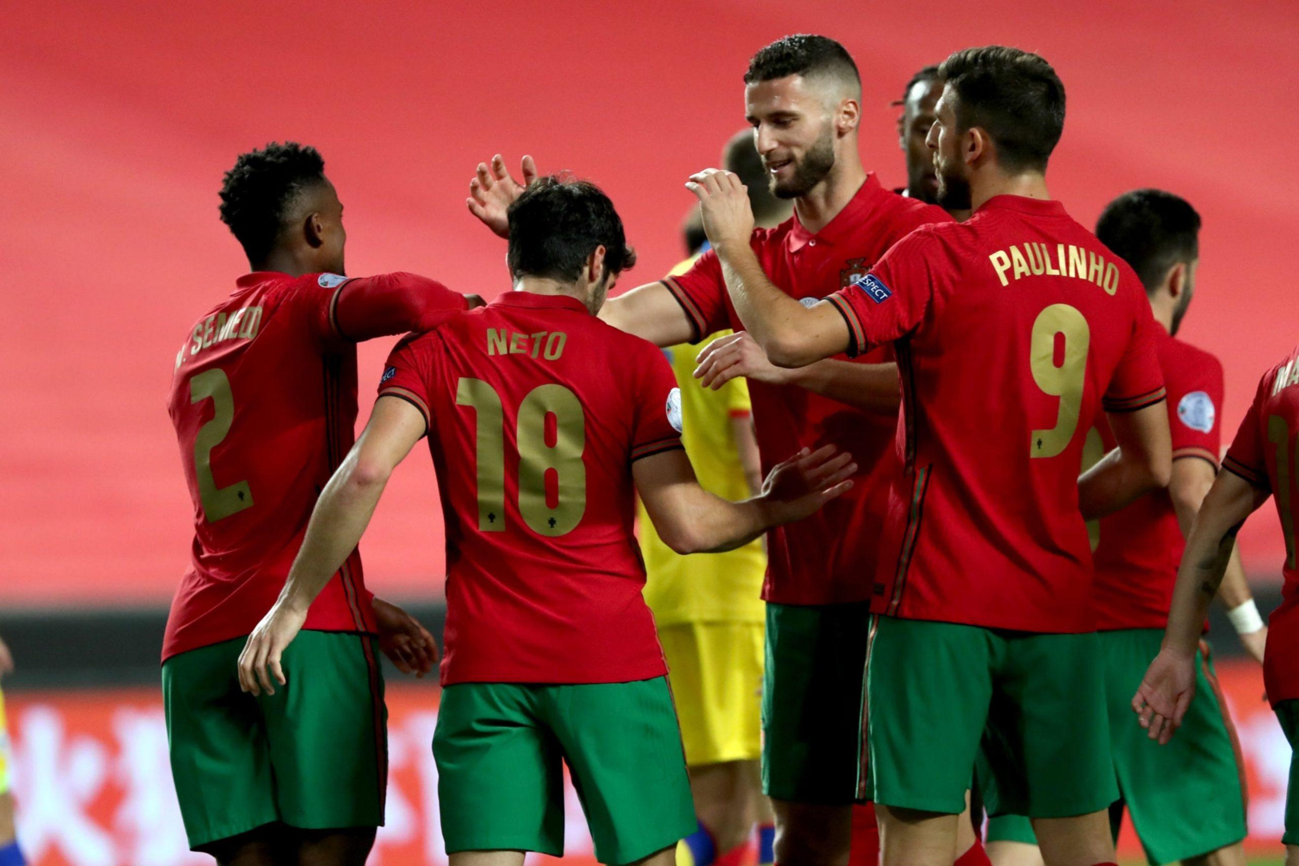 Le Portugal déroule quand la France s'incline