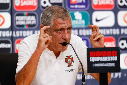 "Santos : ""Le Portugal n'est plus un outsider face à la France"""