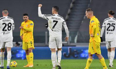 [Vidéo] Cristiano Ronaldo inscrit un doublé contre Cagliari