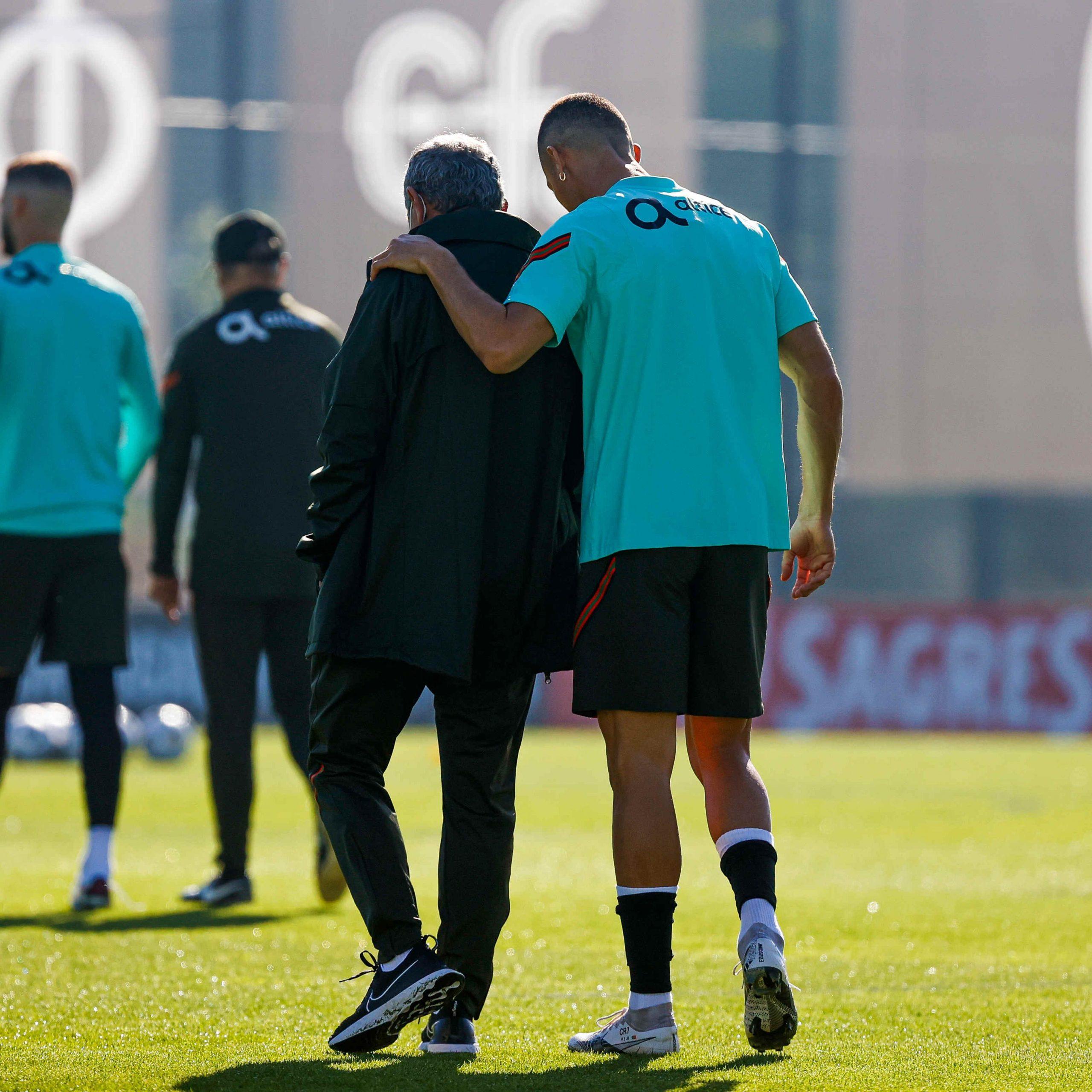 Portugal - Andorre : Ronaldo et Danilo titularisés ?