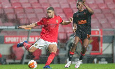 Le Benfica victime d'une hécatombe avant son match d'Europa League