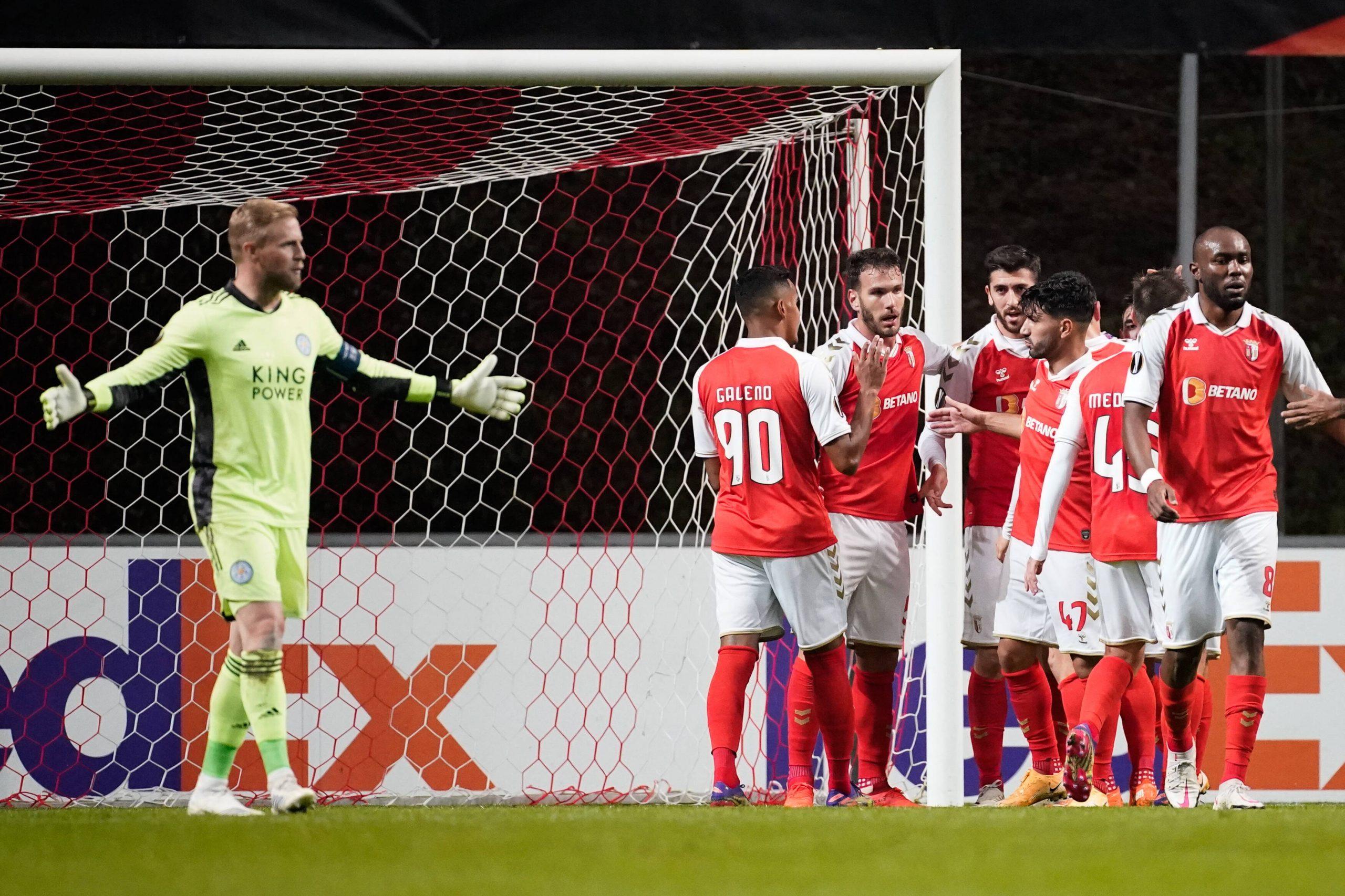 Europa League : le SC Braga affrontera l'AS Roma de Paulo Fonseca