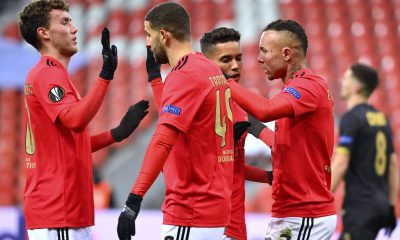 Europa League : Le SL Benfica affrontera Arsenal