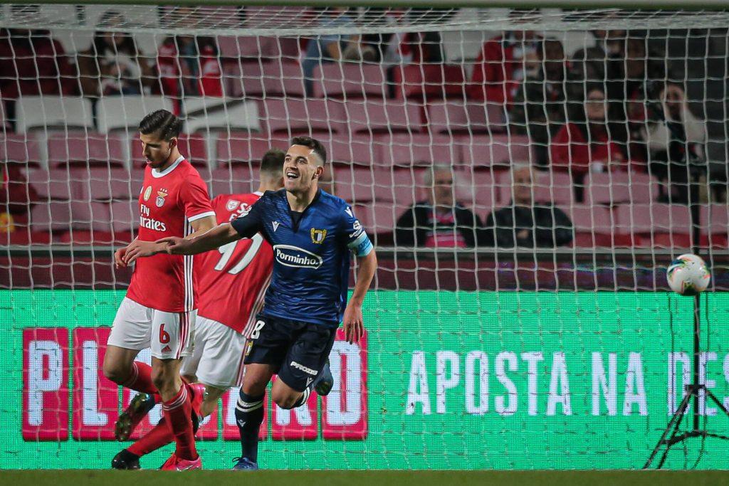 Pedro Gonçalves avec le FC Famalicao