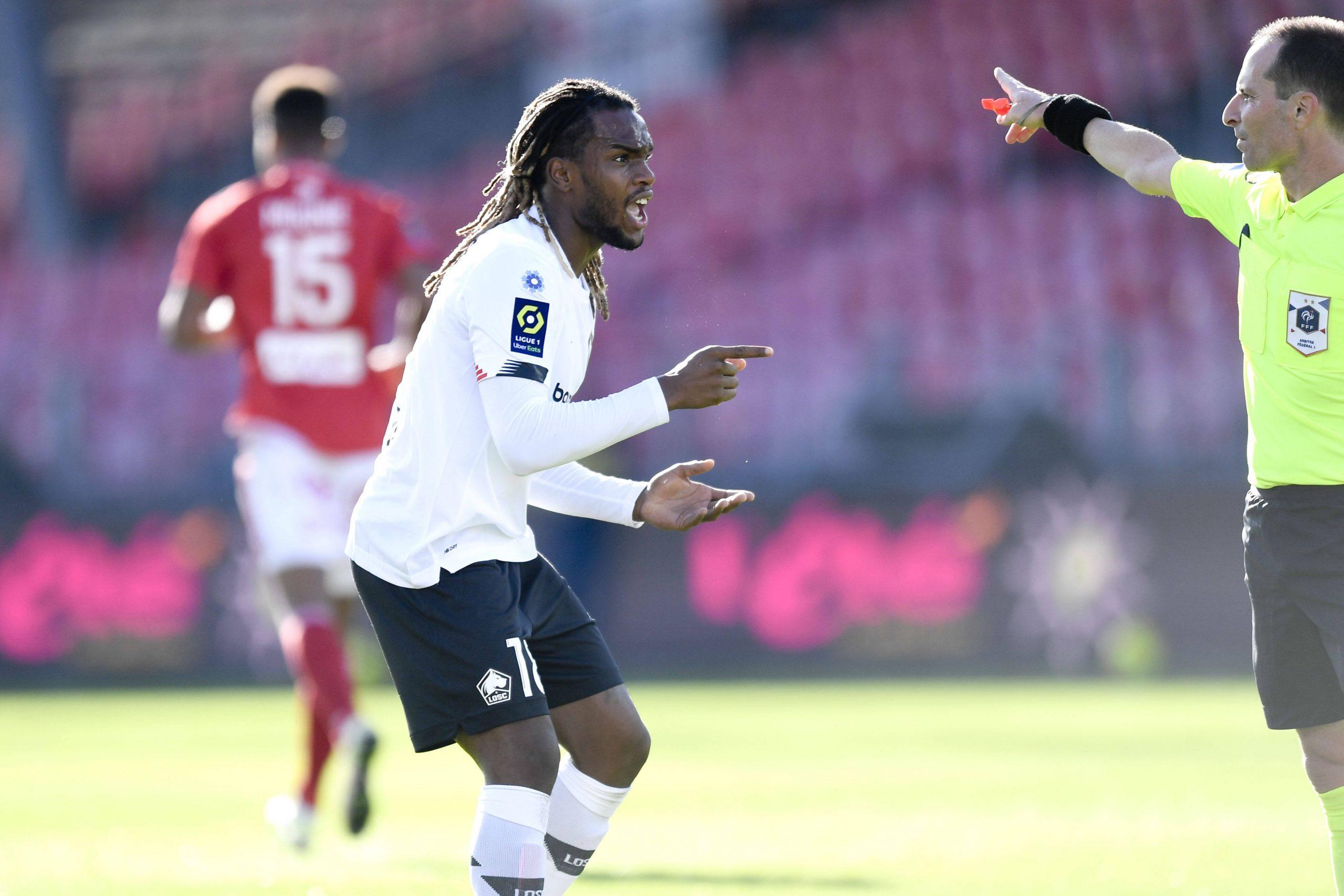 Lille prêt à perdre Renato Sanches ?