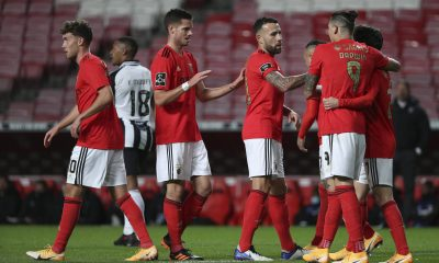 SL Benfica : 2 nouveaux cas de COVID-19