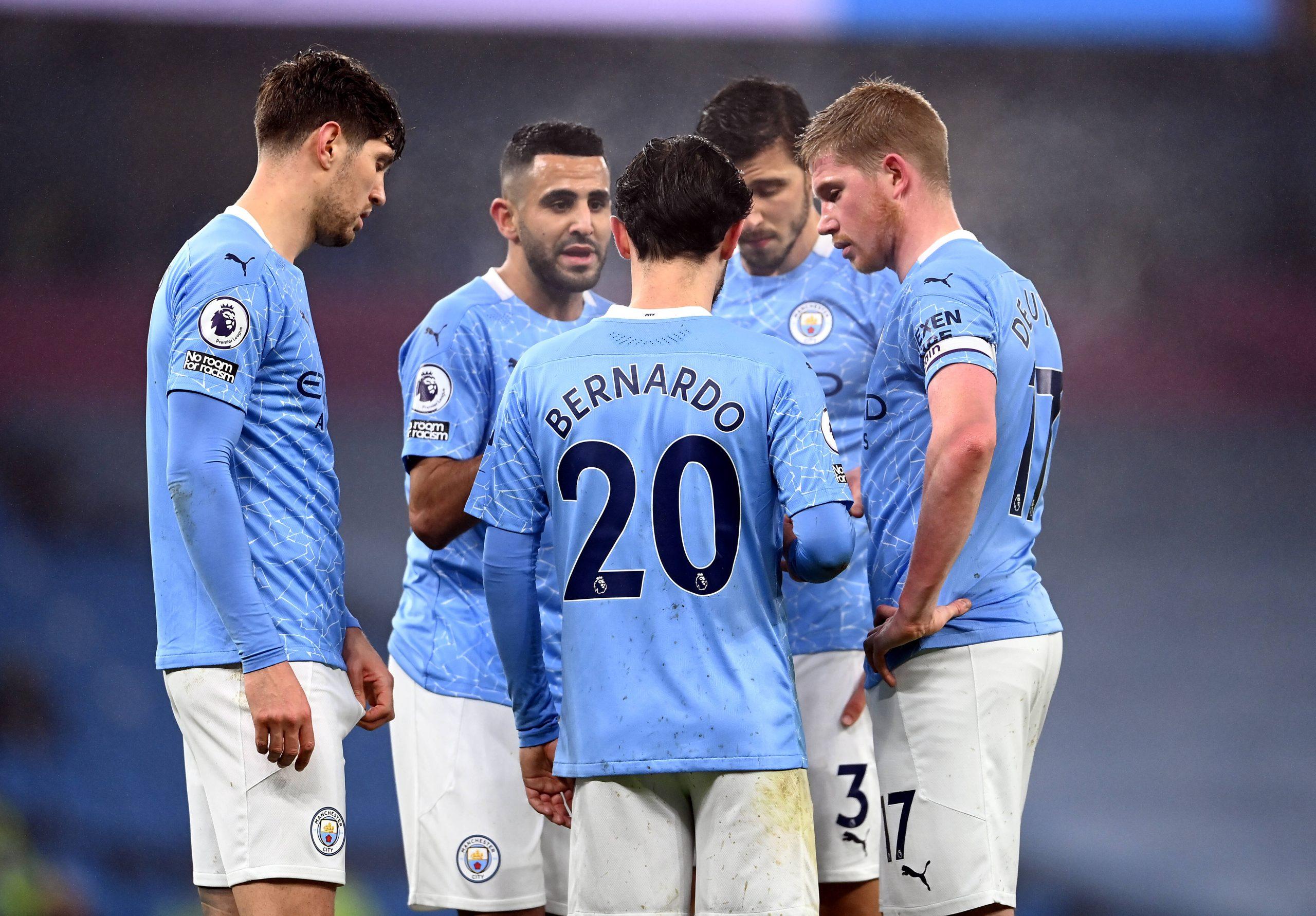 Manchester City et ses portugais s'imposent face à Brighton