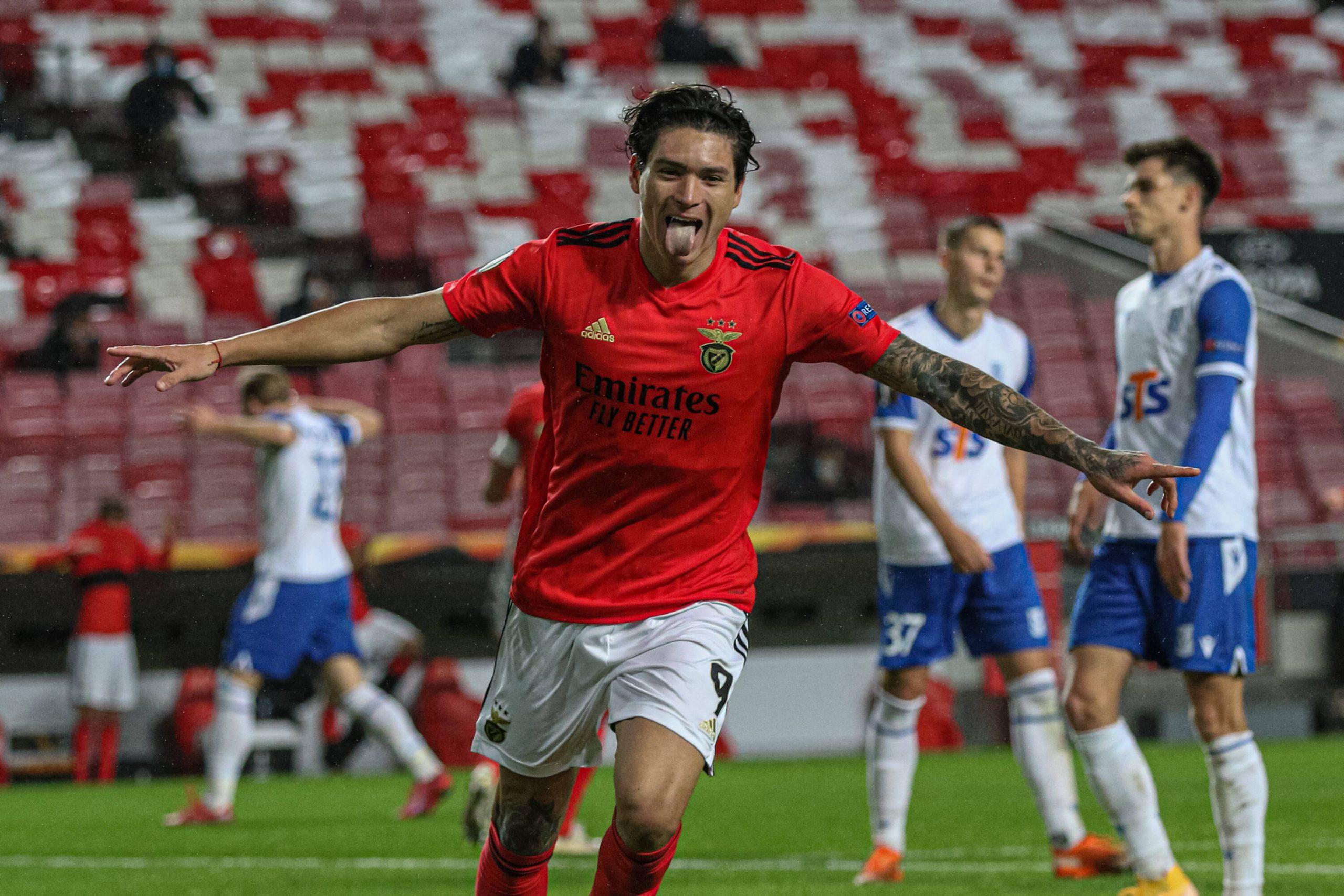 Darwin Nunez SL Benfica