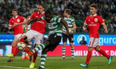Le Benfica partagé entre William Carvalho et Gedson Fernandes