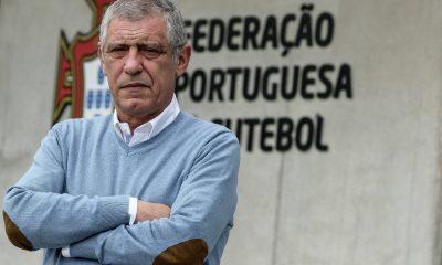 Fernando Santos, Portugal