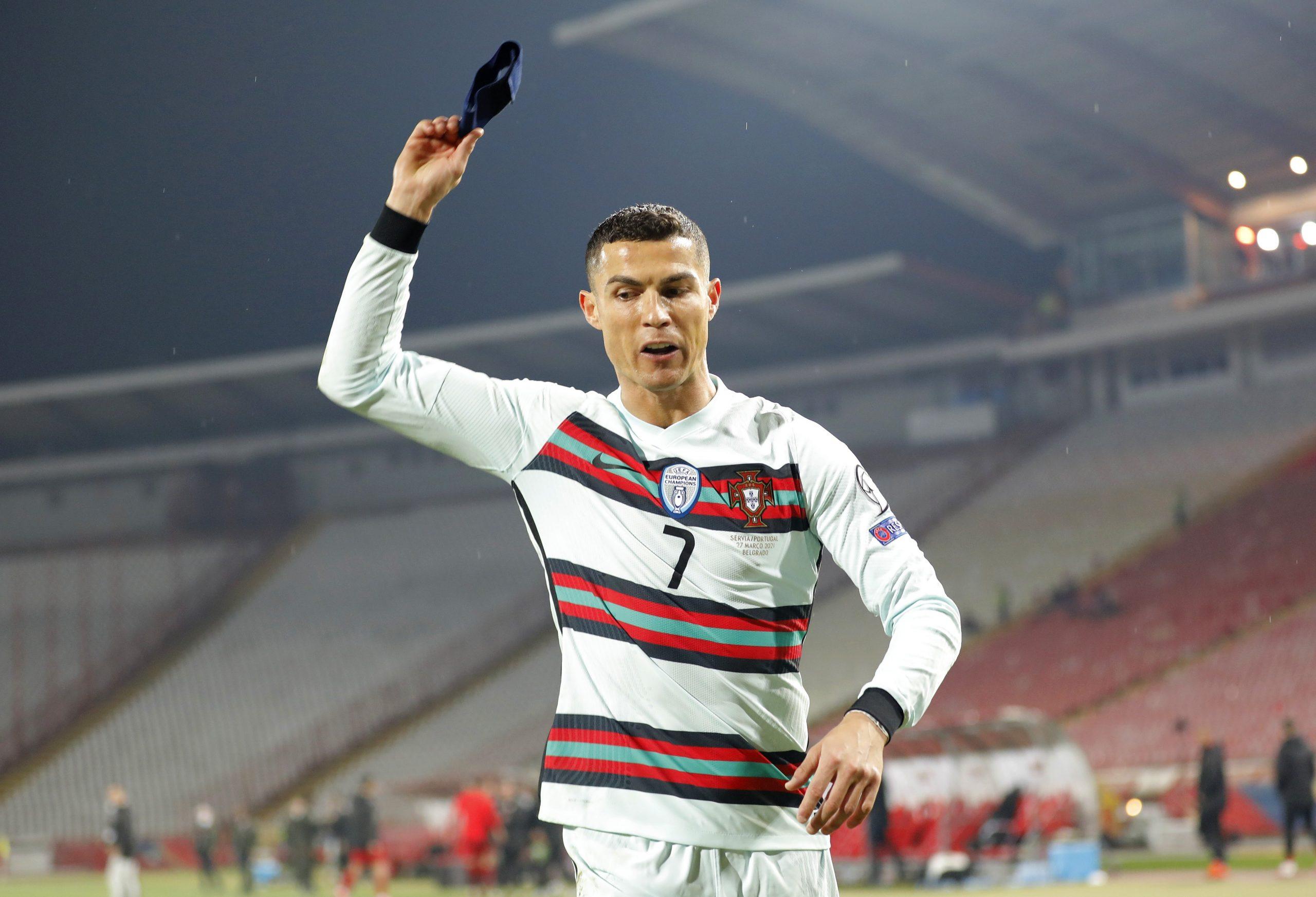 Frustré, Cristiano Ronaldo quitte la pelouse avant la fin du match !