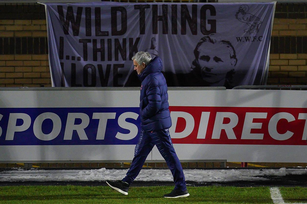 Mourinho et les Spurs : c'est fini !