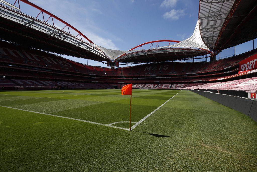 L'Estadio da Luz, inauguré en 2003 en prévision de l'Euro 2004