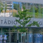 La police judiciaire fouille le stade du Dragon du FC Porto