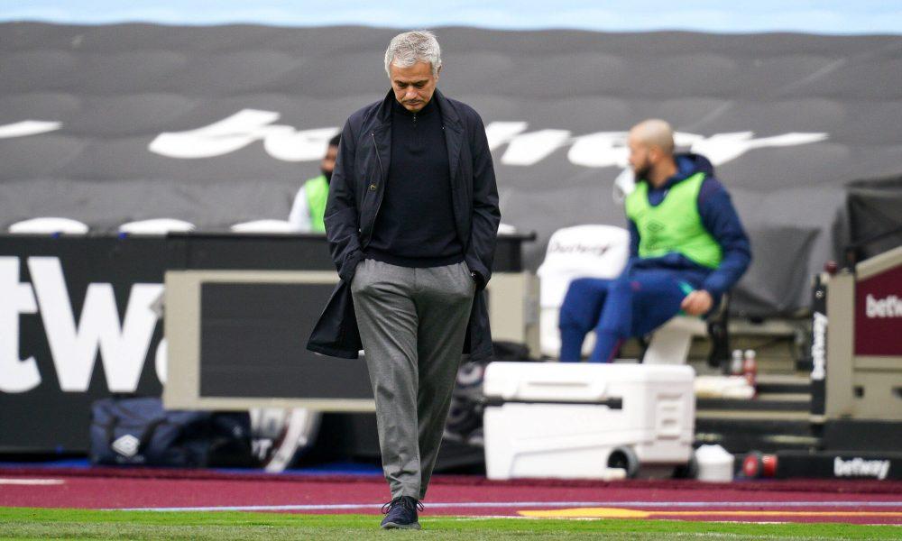 José Mourinho, nouvel entraîneur de l'AS Rome