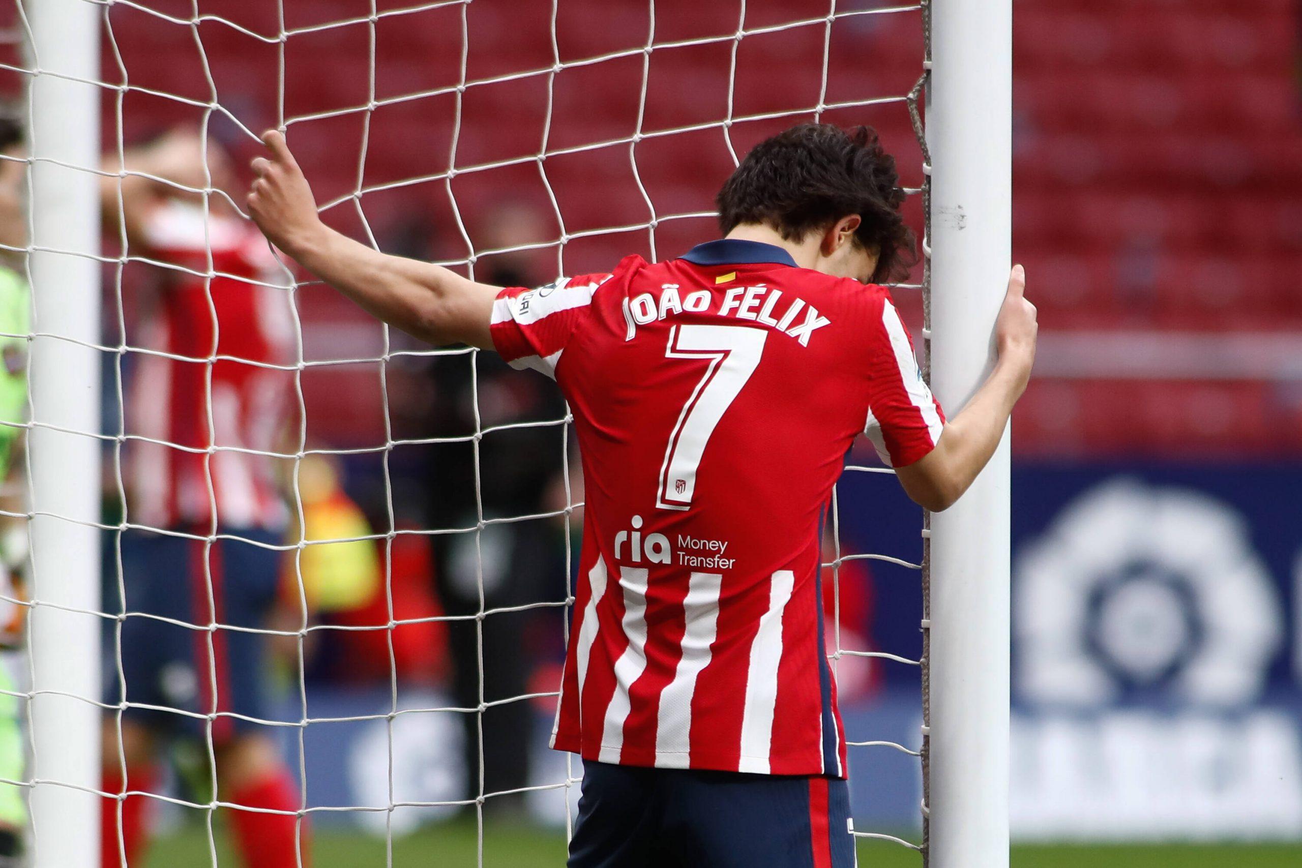 Joao Félix avec l'Atletico de Madrid