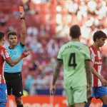 João Félix expulsé face à l'Athletic Bilbao