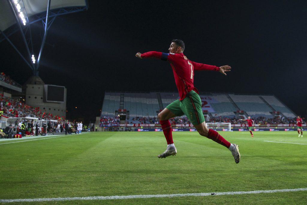 Ronaldo célèbre