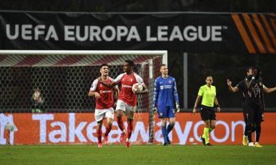 SC Braga - Europa League